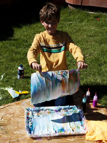 Backyard art6