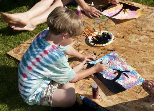 Backyard art10