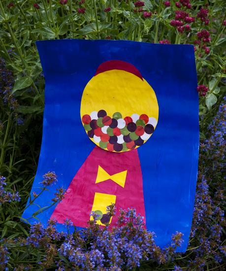Backyard art pc1