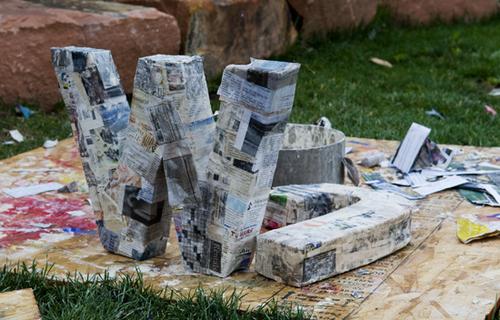 Backyard art l3