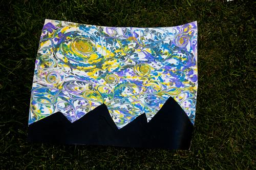 Backyard art1