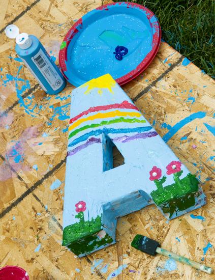 Backyard art l9